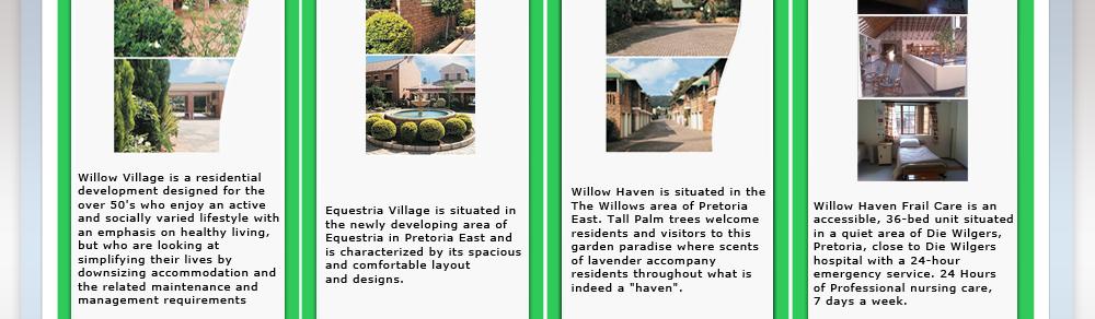 Willow Haven - Retirement Village Pretoria | Frail Care